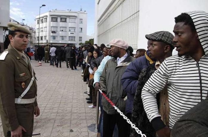 انطلاق برنامج «إدماج المهاجرين الأفارقة جنوب الصحراء» بجهة الدار البيضاء- سطات