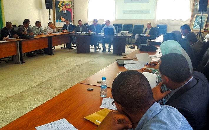 الغنامي يعقد لقاء تأطيريا تواصليا مع مديرات ومديري الثانويات الإعدادية والتأهيلية بإقليم سطات