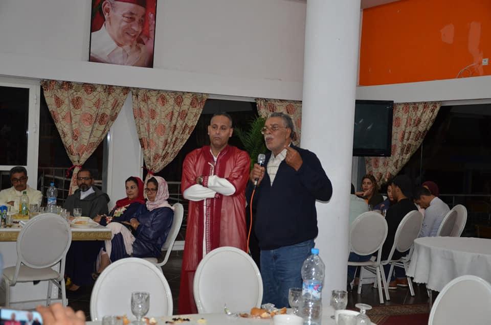 مغاربة العالم يختارون سطات عاصمة لمبادراتهم الاجتماعية ويلتئمون في إفطار جماعي بمركب غرين بارك