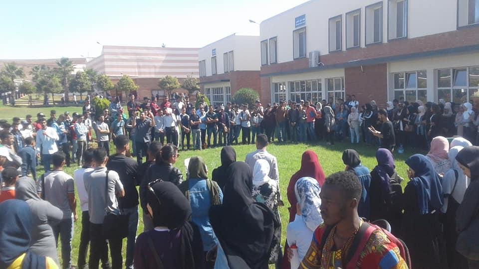 جامعة الحسن الأول على صفيح ساخن.. غليان طلابي ورفض لمخرجات مجلس الجامعة