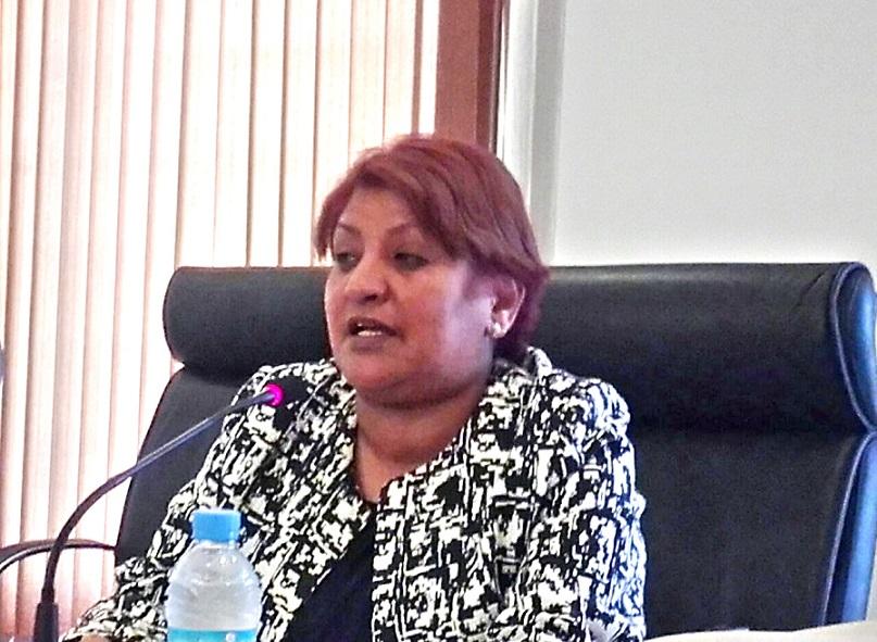 مختبر العلوم المالية والضريبية بسطات يحتفي بالاستاذة فاطمة مصلوحي