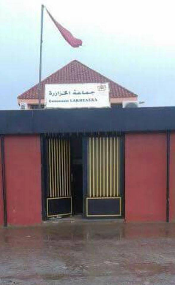 دورة فبراير للمجلس الجماعي الخزازرة ترفض إحداث محطة لتصفية المياه العادمة بالجماعة