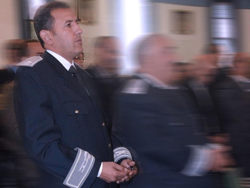 الاعتداء على قائد الملحقة الادارية الثانية لسطات أثناء حملة لتحرير الملك العمومي