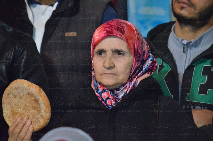 الخبزة في دورة يناير الإستثنائية بجماعة سطات
