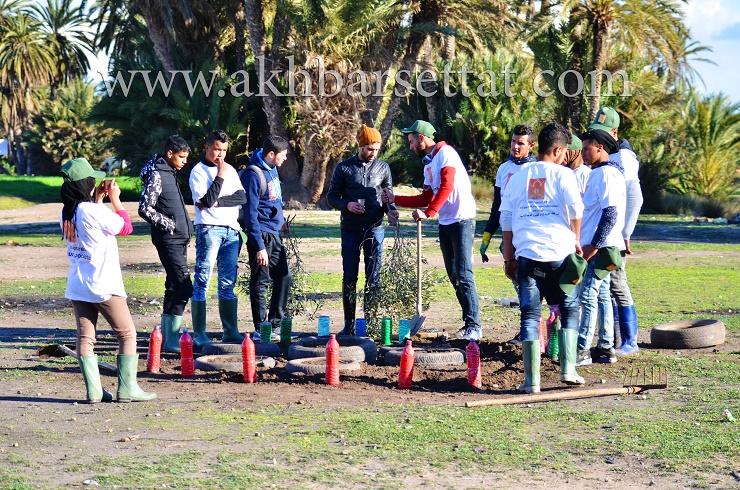 جمعية الدار العائلية للتربية والتوجيه بأولاد سعيد تصنع الحدث
