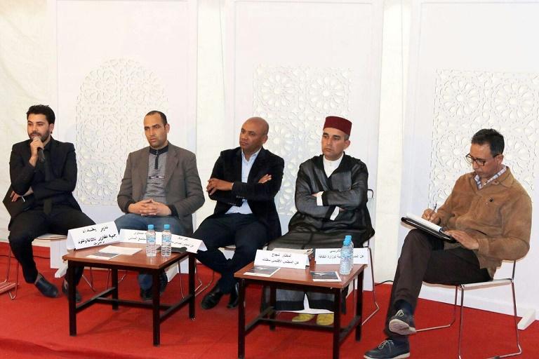 """ية الكازار بسطات تنظم لقاء ثقافي تحت عنوان الثقافة والفن"""""""