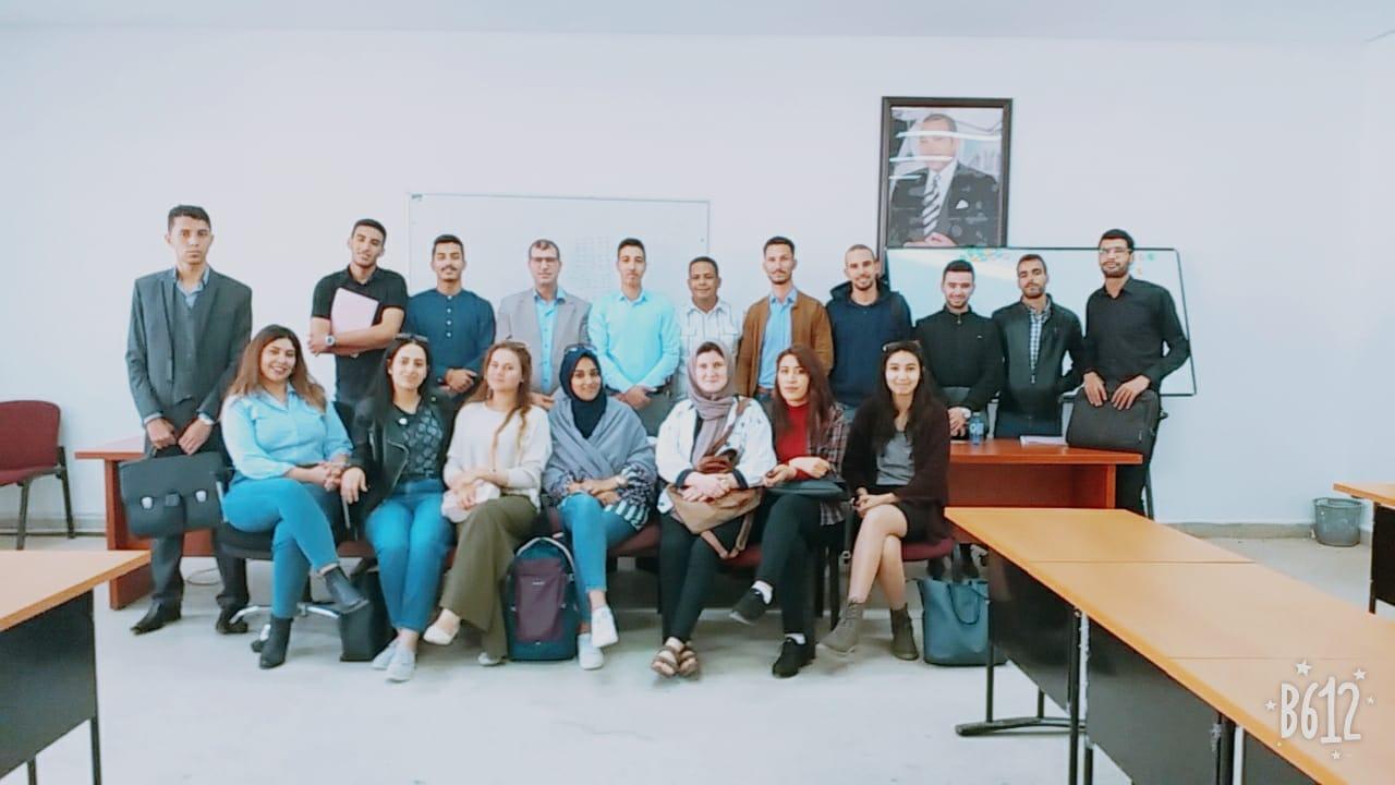 تأسيس المنتدى المغربي للباحثين الشباب في المالية العمومية بكلية الحقوق بسطات