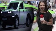 المغرب يصنع أول سيارة كهربائية تشحن في المنزل