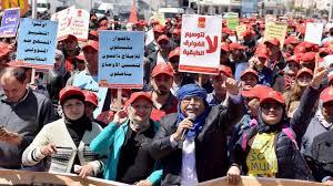 نقابيون ينددون بالاعتداء على ممرضة ويطالبون بمحاسبة الجاني