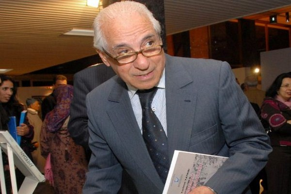 الدكتور عبد الحق المريني مؤرخ المملكة في ضيافة جامعة الحسن الأول