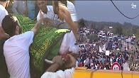 جنازة مهيبة للشهيد محسن فكري