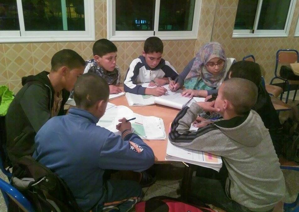 مبادرة اقرأ بدار الأطفال سطات