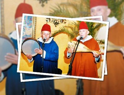 قشبال وزروال الثنائي الذي أضحك المغاربة بفكاهة راقية