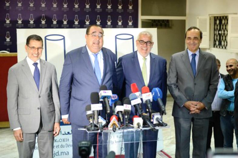 بنكيران يعلن إكتمال تشكيل الحكومة المغربية