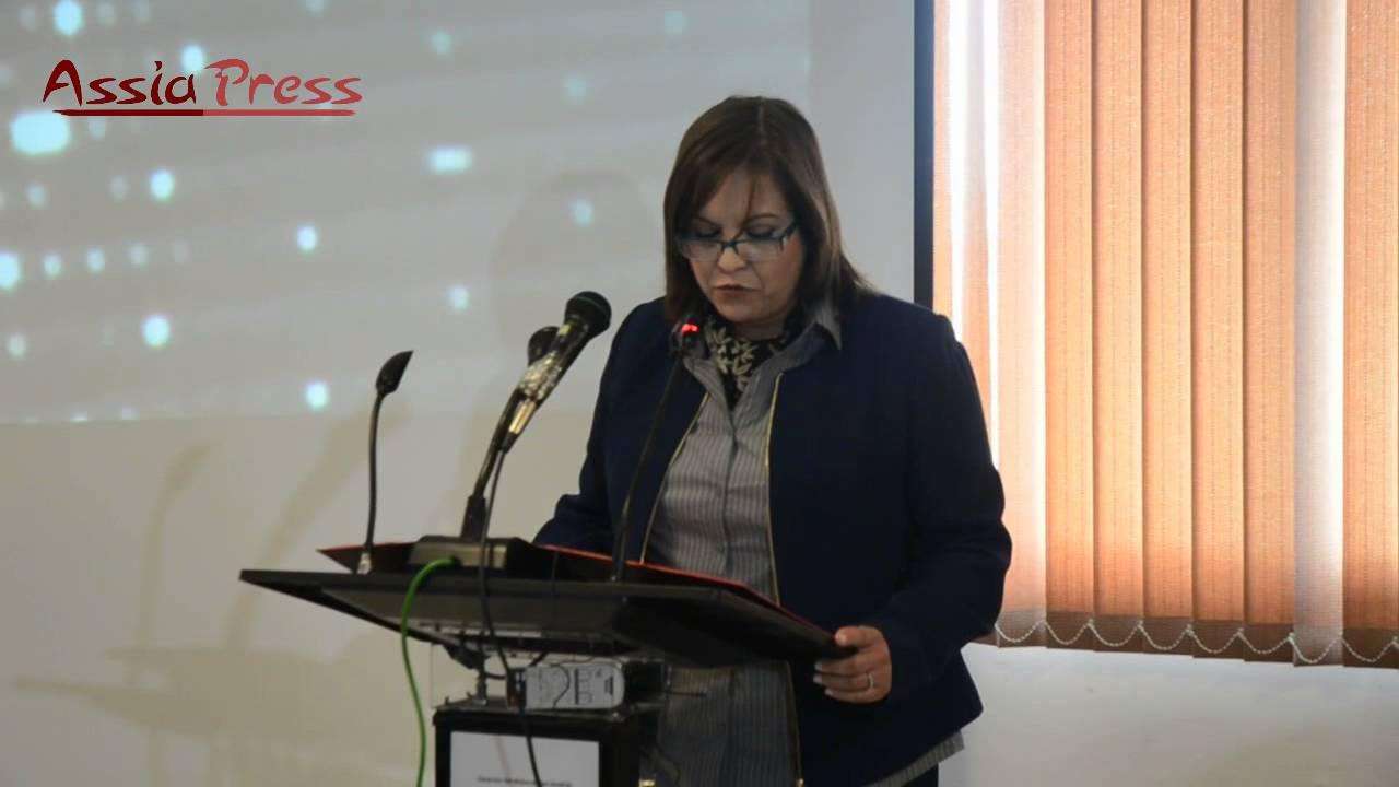 خديجة الصافي رئيسة لجامعة الحسن الأول كثالث امرأة تعين رئيسة جامعة في تاريخ المغرب
