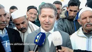 ياسين الداودي لأخبار سطات السوق النموذجي لكيسر انجز وفق المعايير الدولية والعديد من المدن لا تتوفر