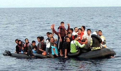 إنقاذ 1500 قاصر أغلبهم مغاربة حاولوا الهجرة نحو أوروبا
