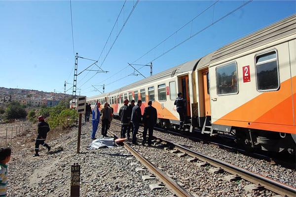 إحالة قاصرين متهمين برشق قطار بالحجارة على ابتدائية سطات من أجل محاكمتهم