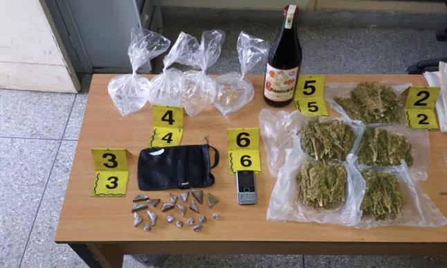 توقيف متهم بالاتجار في المخدرات والمؤثرات العقلية بابن احمد