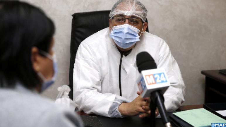 حملة التلقيح : خمسة أسئلة لمولاي سعيد عفيف عضو اللجنة العلمية الوطنية