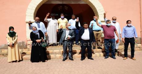 فوز تاريخي للبيجيدي بالبروج والمكاوي رئيسا للجماعة لما تبقى من الولاية