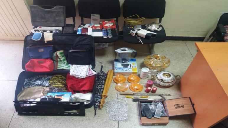 توقيف متهمين باقتراف سرقات من داخل المنازل بابن احمد