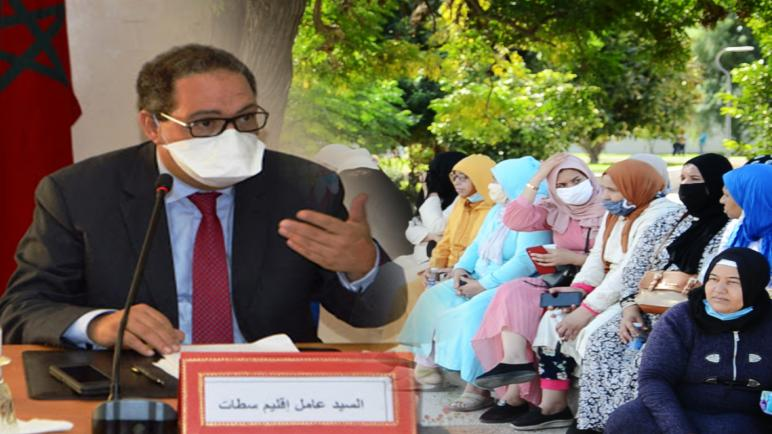 برافو السيد عامل اقليم سطات .. لا إغلاق للحمامات والجميع مدعو لإنجاح حملة التلقيح