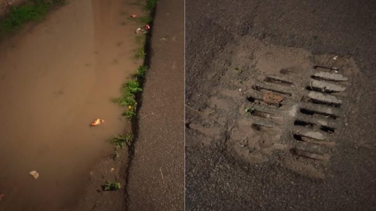 بالصور..الأمطار تعري واقع البنية التحية بالبروج و مصالح التطهير خارج التغطية…