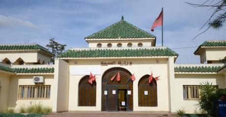 المركز الصحي سيدي عبد الكريم يغلق أبوابه بعد الهجوم الذي تعرضت له الأطر الصحية العاملة به